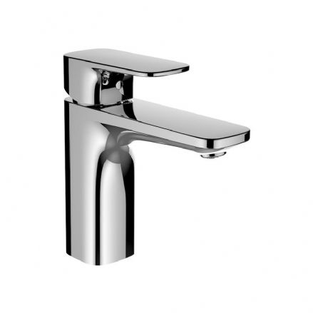 311751 - Laufen City Plus Single Lever Basin Mixer Tap with 115mm Spout - 3.1175.1